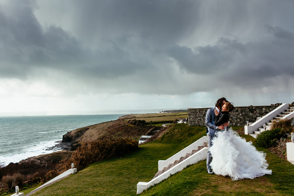 polurrian bay wedding photography