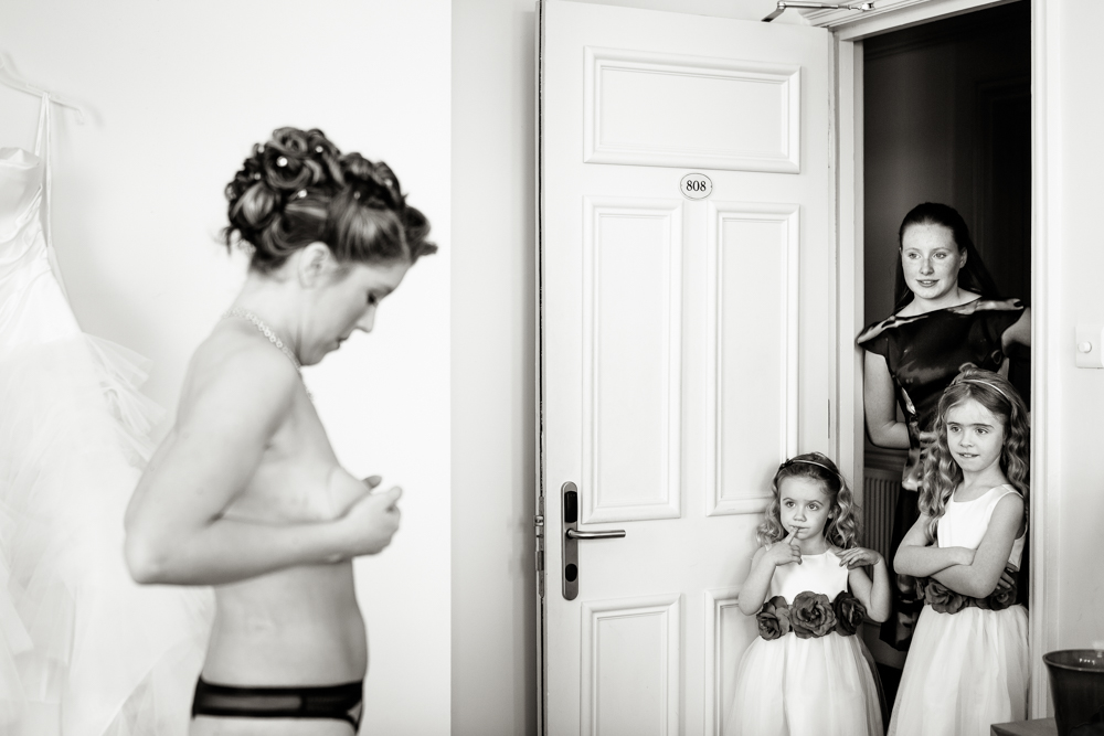 Polurrian bay hotel wedding photography