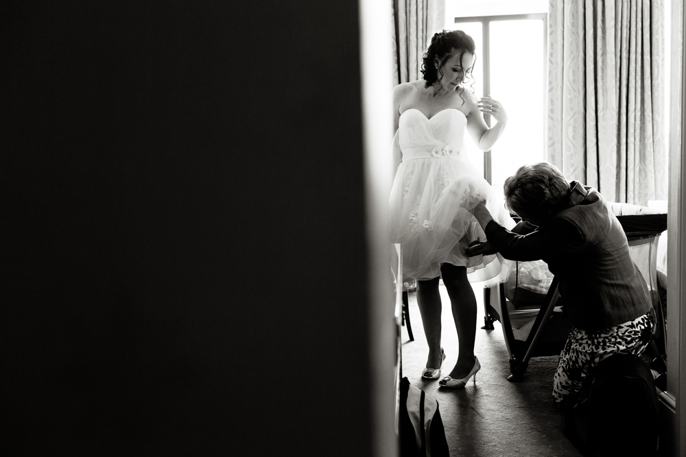 The Petersham Hotel wedding photographer