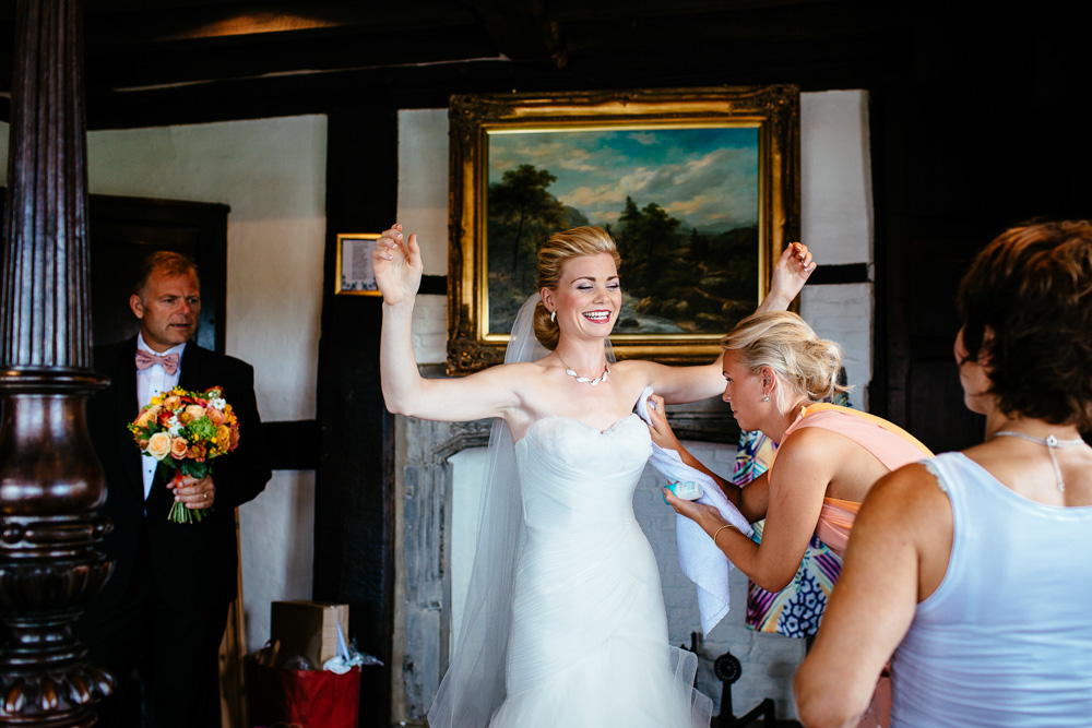 The Mermaid Inn Rye wedding photographer
