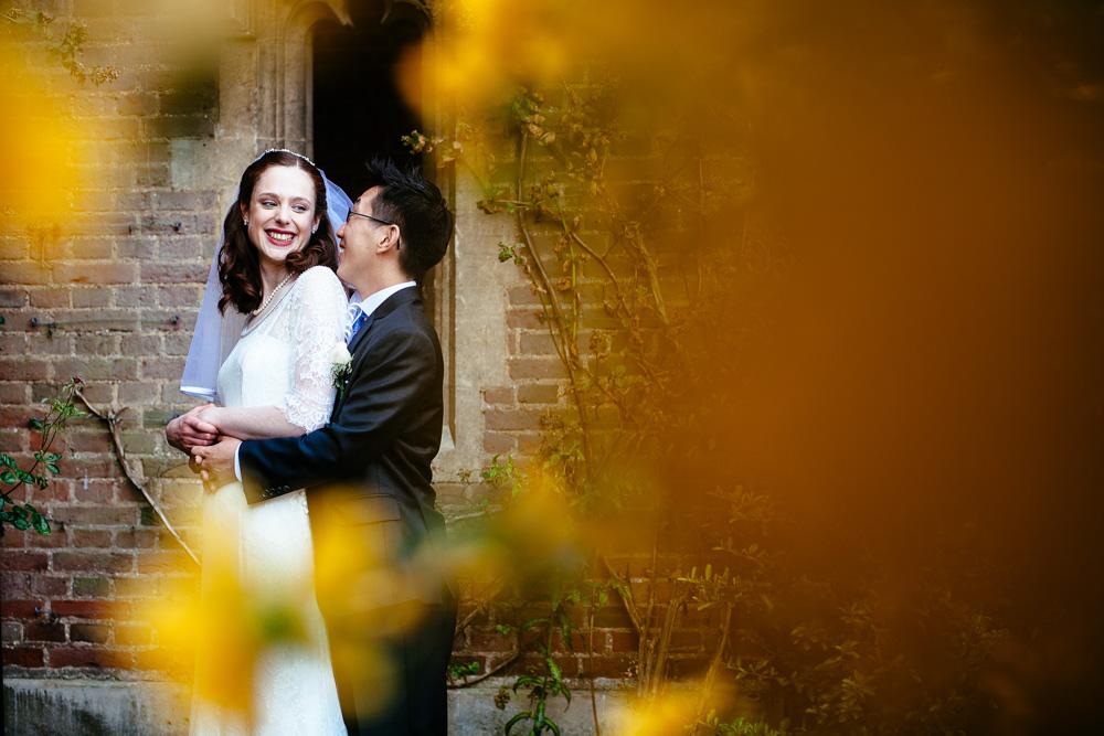 Westcott House Cambridge wedding