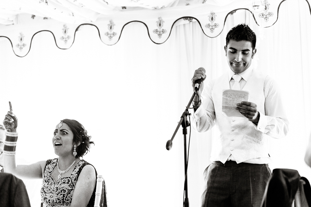 Poundon house wedding photos