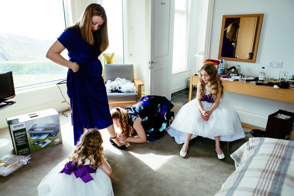 Polurrian Bay hotel weddings