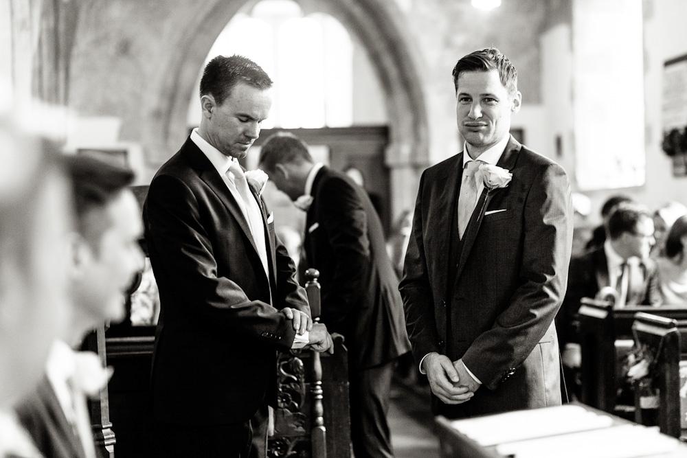 church weddings oxfordshire