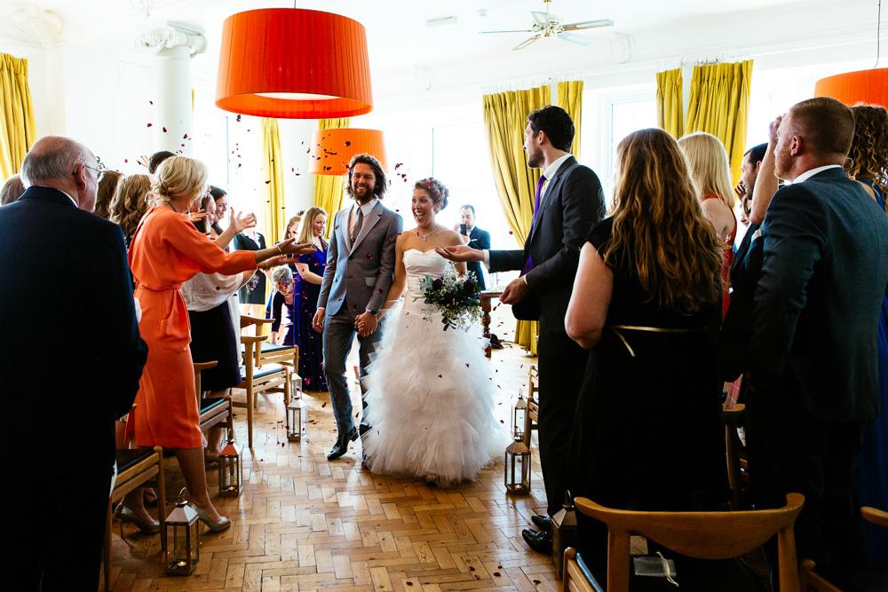 The Polurrian Bay hotel weddings