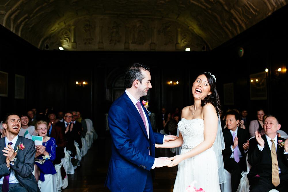 Portmeirion wedding photographers