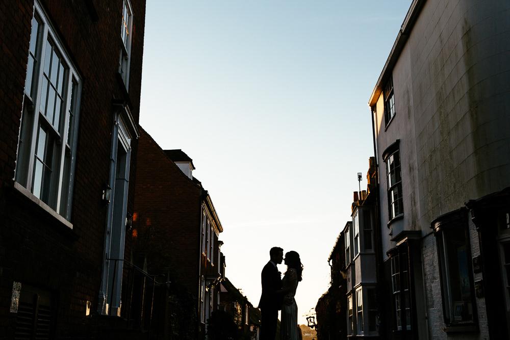 Rye Town Hall wedding photographer