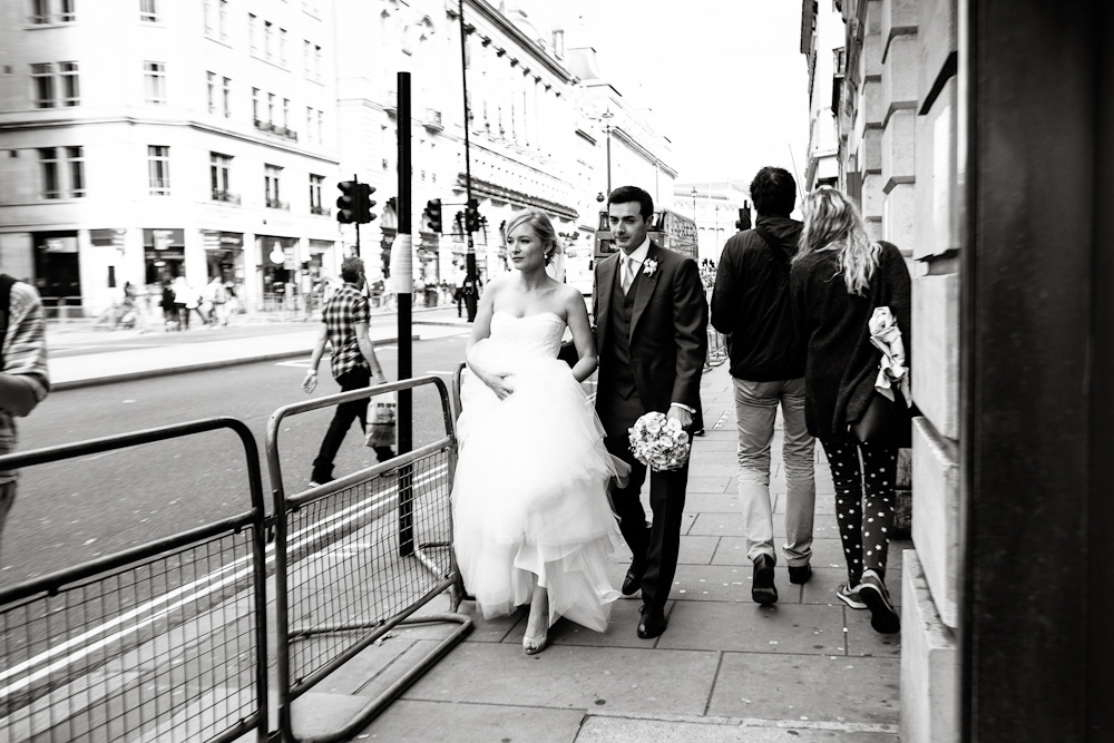 BAFTA wedding photographers