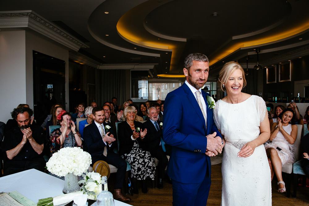 Sands Hotel Wedding