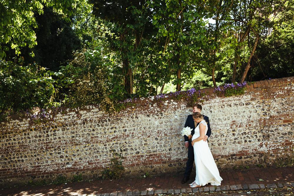 Lewes Town Hall wedding