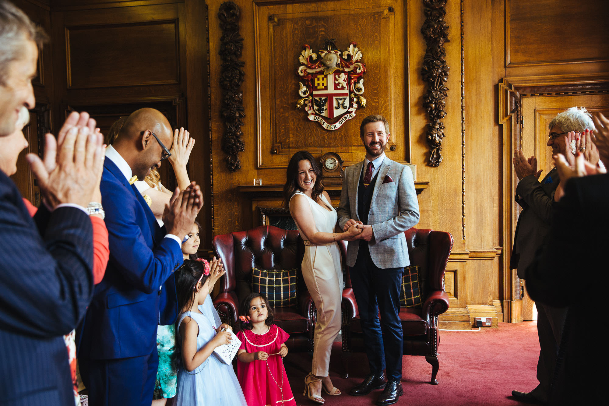 mayor's parlour wedding