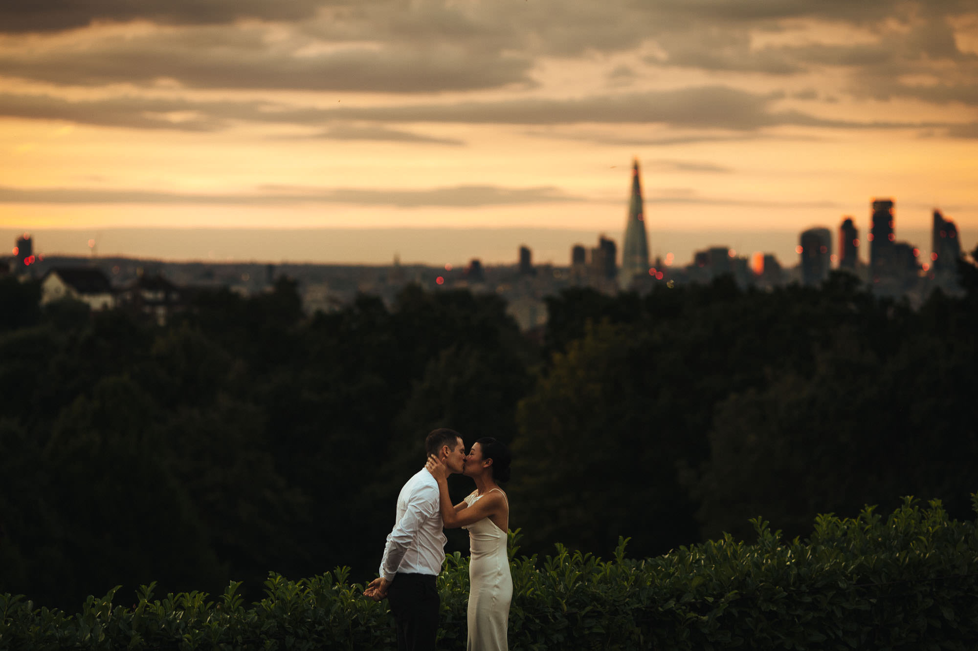 horniman museum wedding photograph