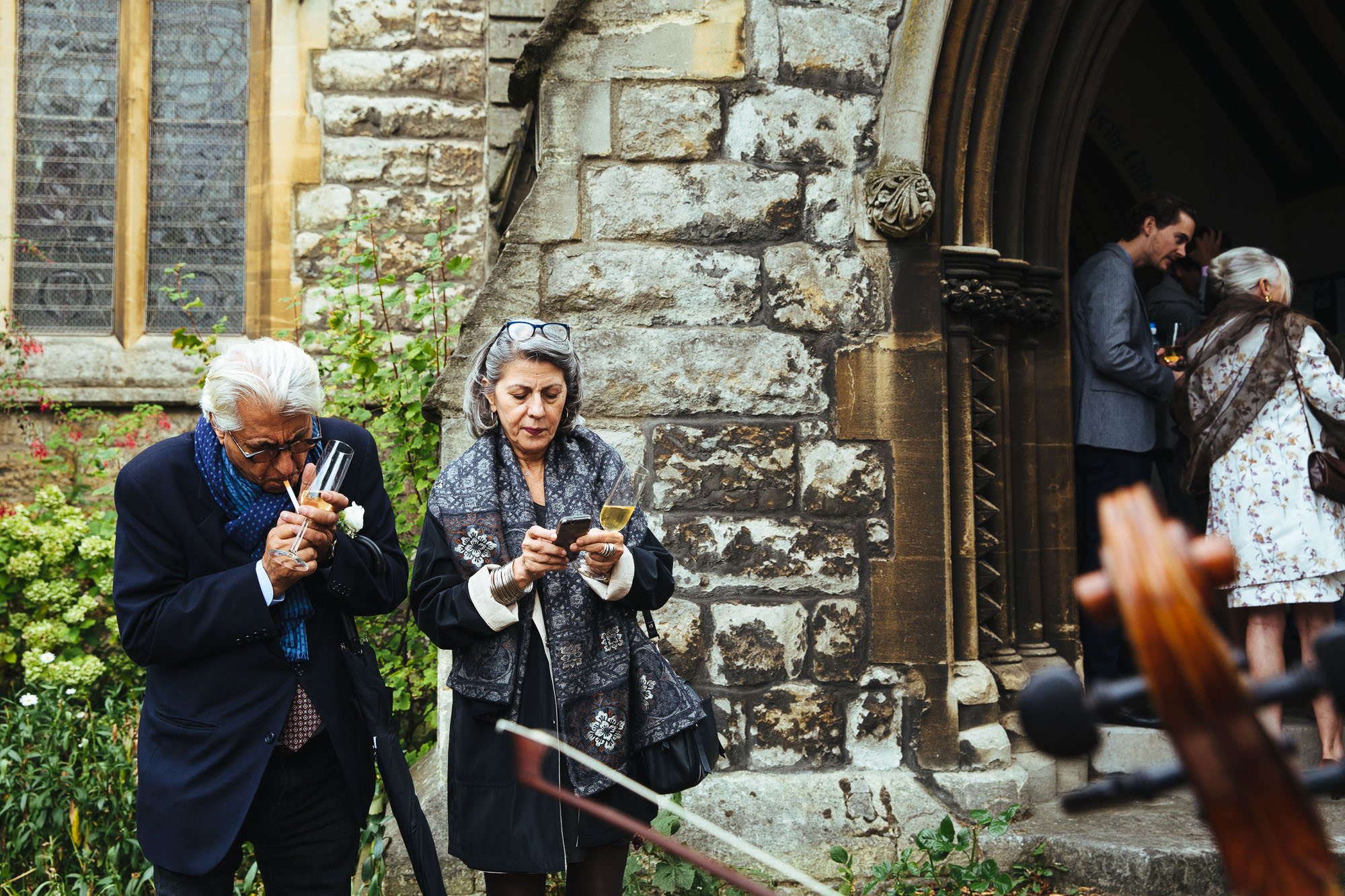 church weddings London