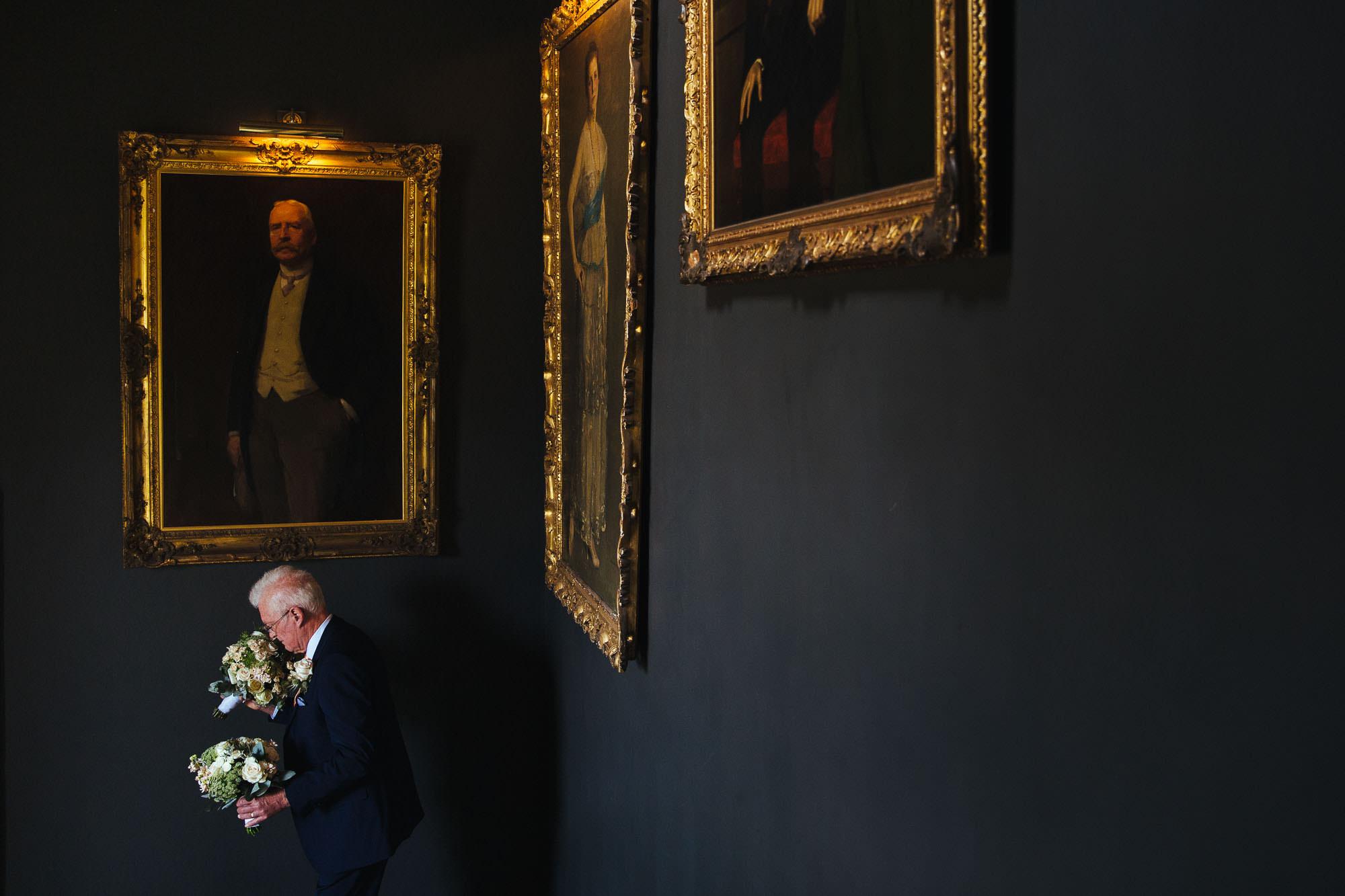 wedding at stubton hall