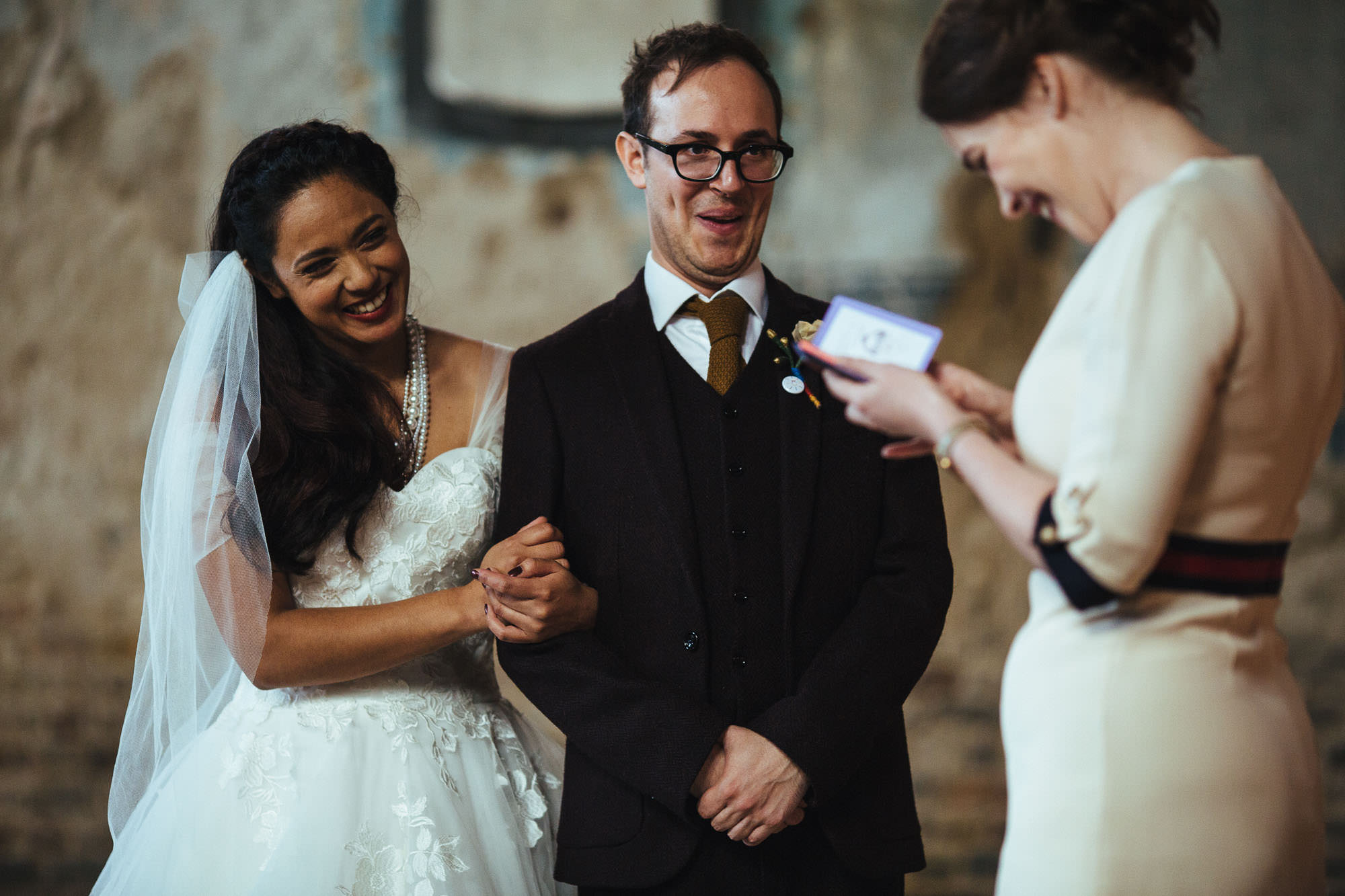 asylum wedding