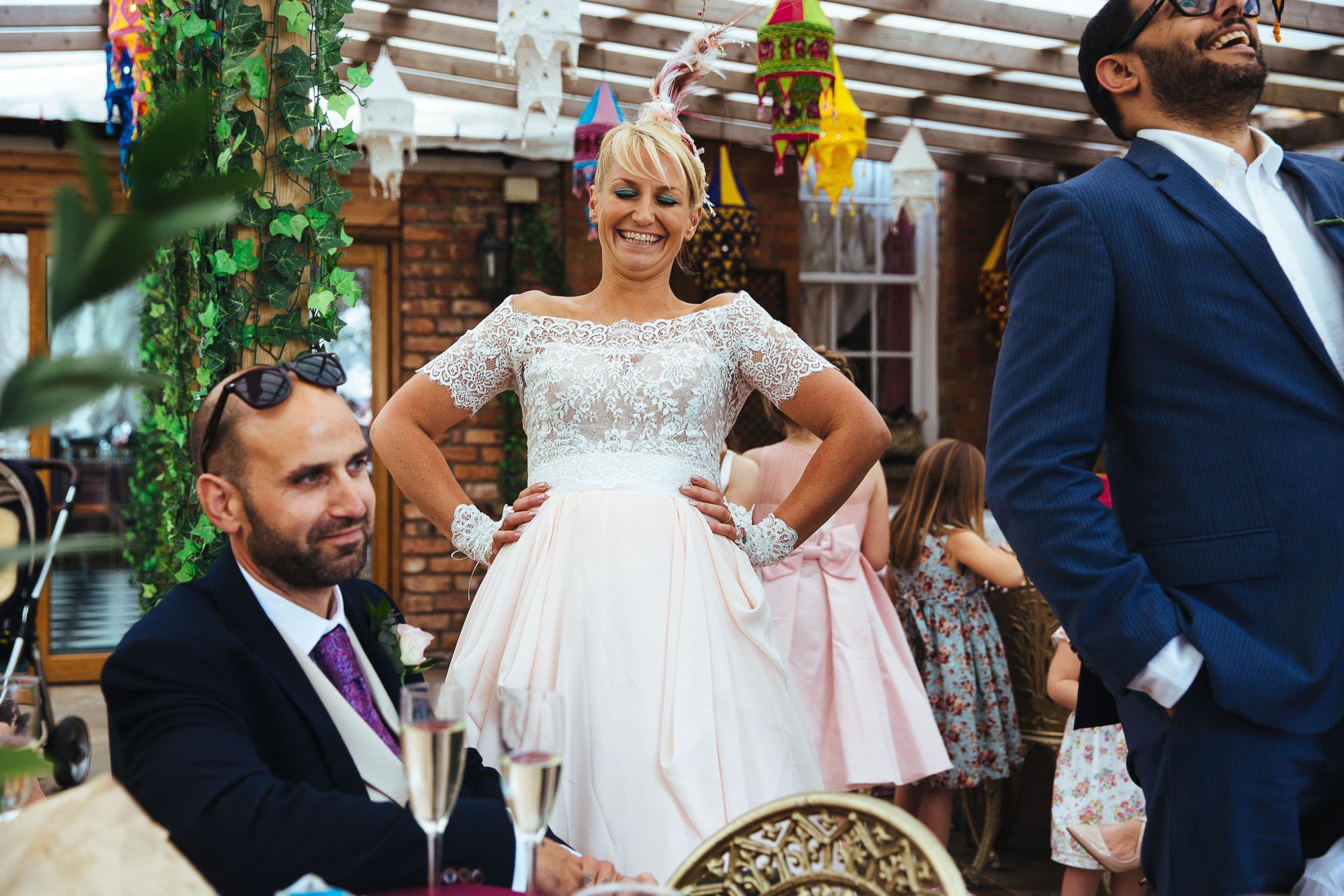 Priory House Wedding