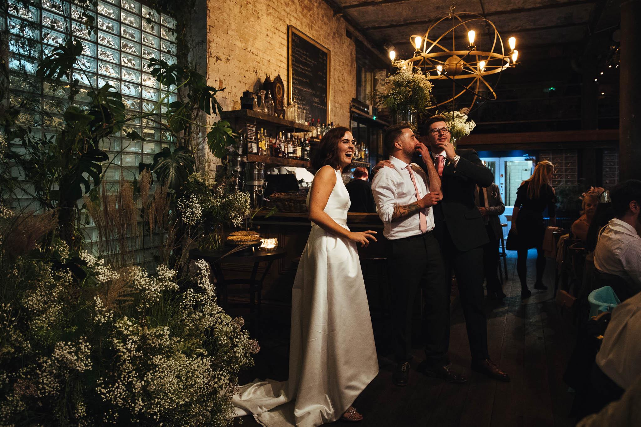 Clapton Country Club Wedding
