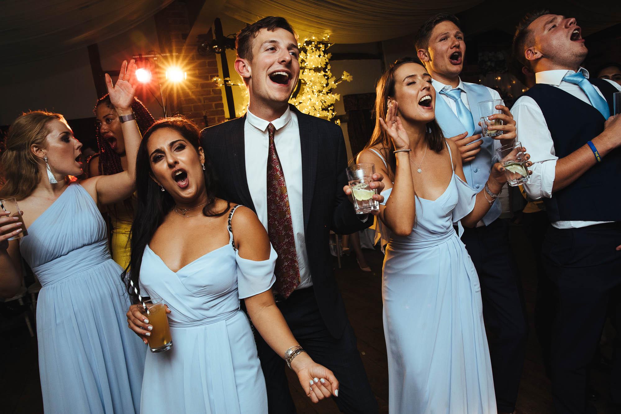 wedding at Lainston House