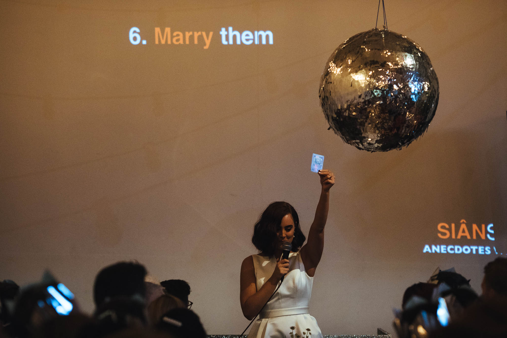 Bride's wedding speech ideas