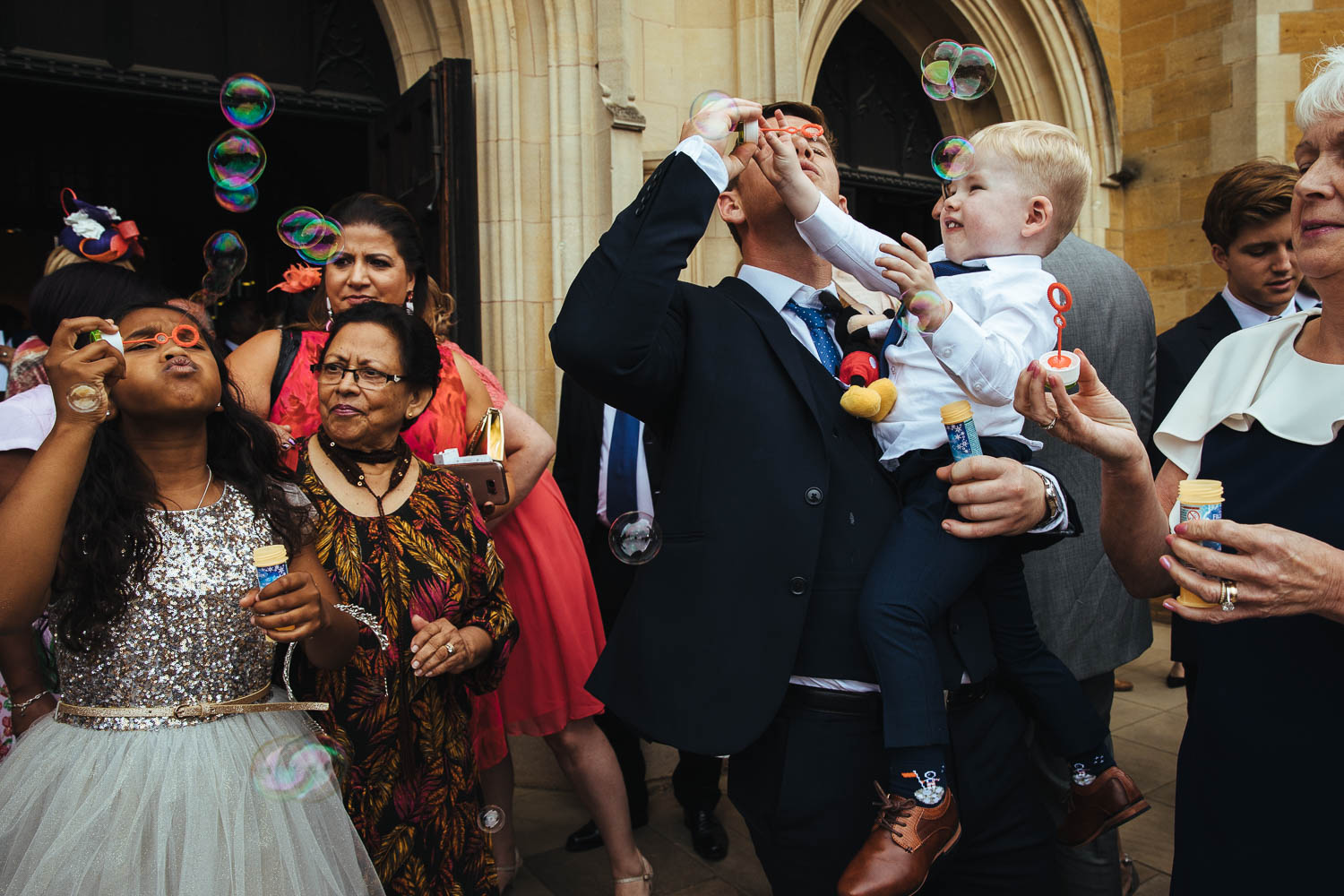 Ealing Abbey wedding