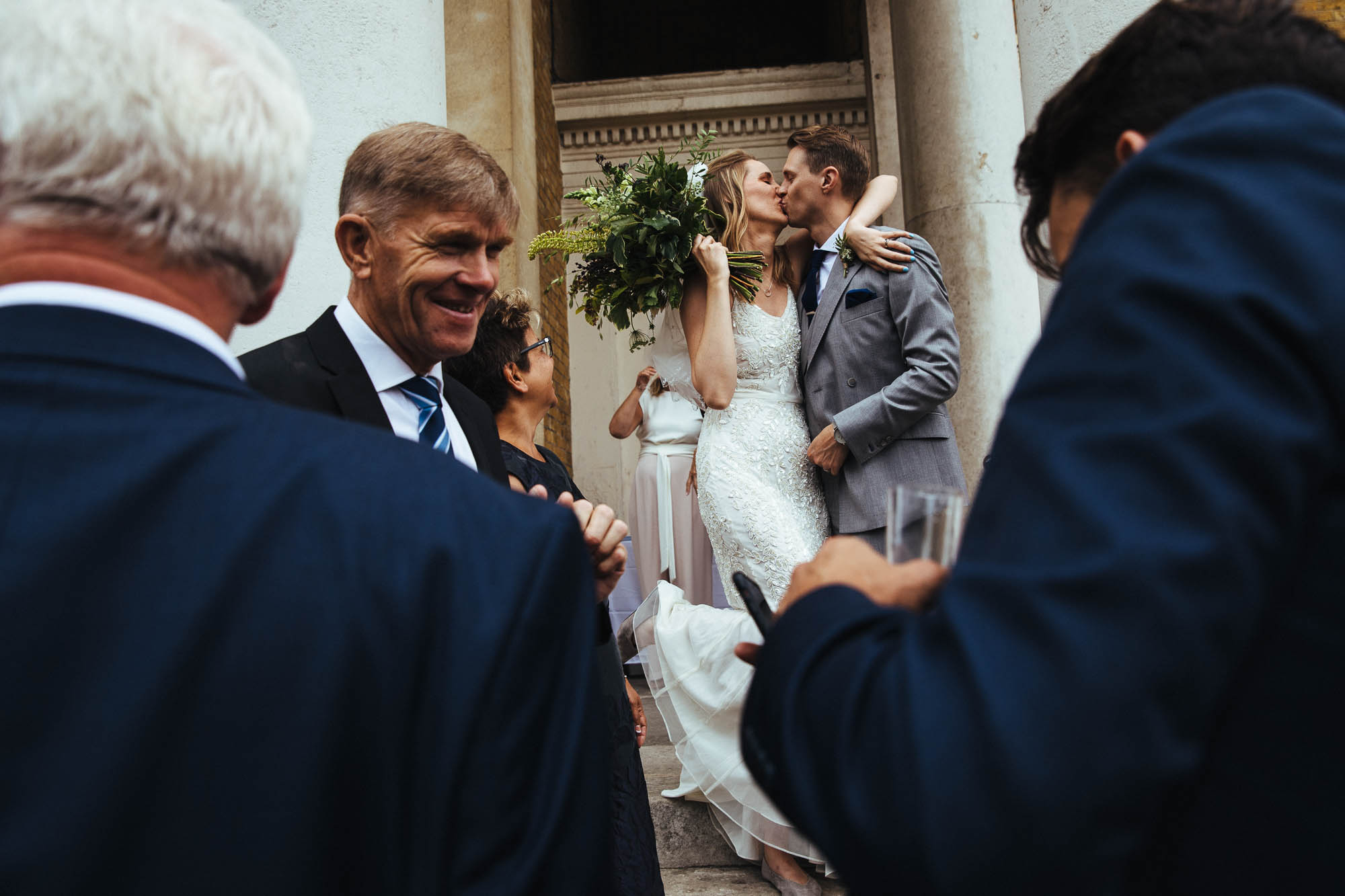 Wedding at The Asylum