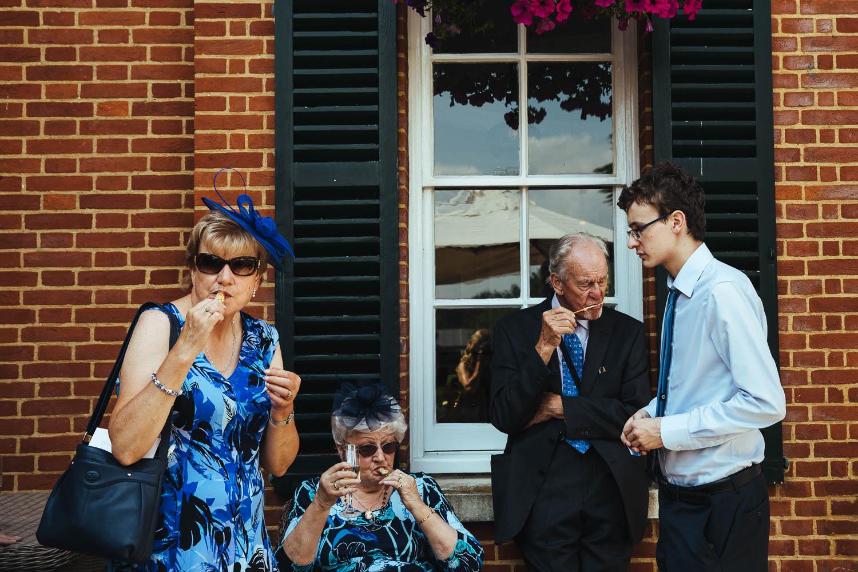 RAC wedding