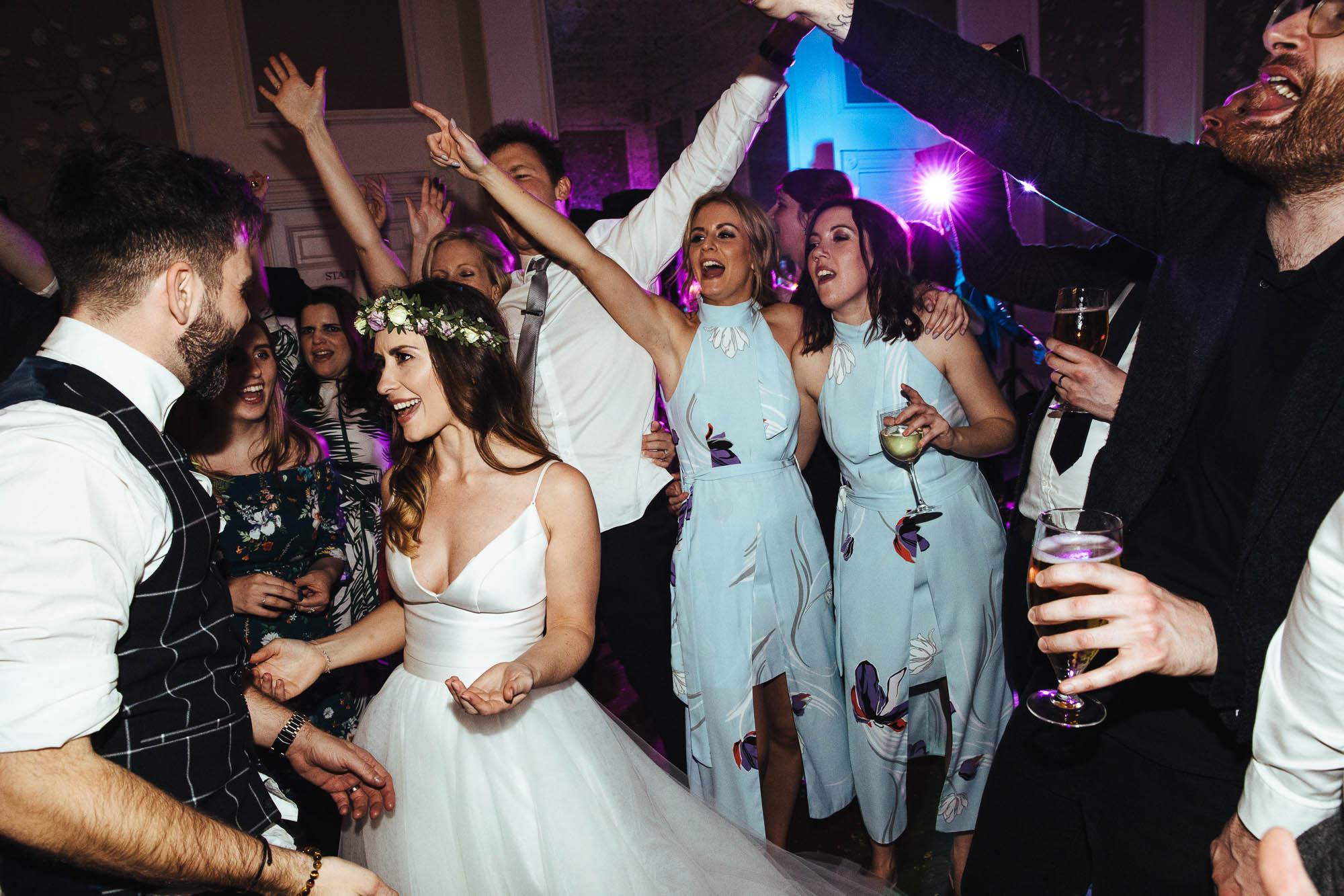 wedding George in Rye