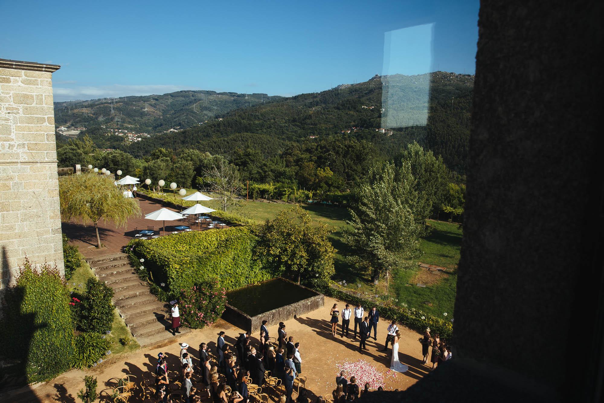 Pousada Mosteiro Amares Wedding