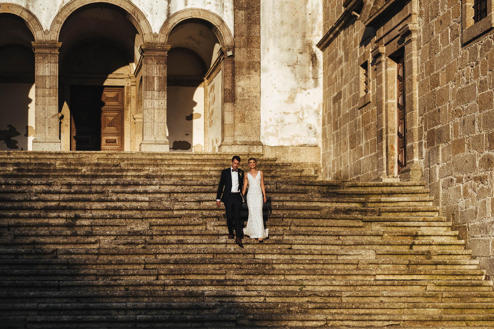 Pousada Mosteiro de Amares Wedding Portugal