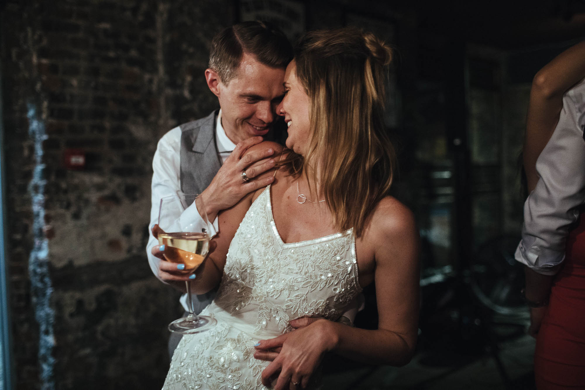 Asylum Wedding & Brunswick House