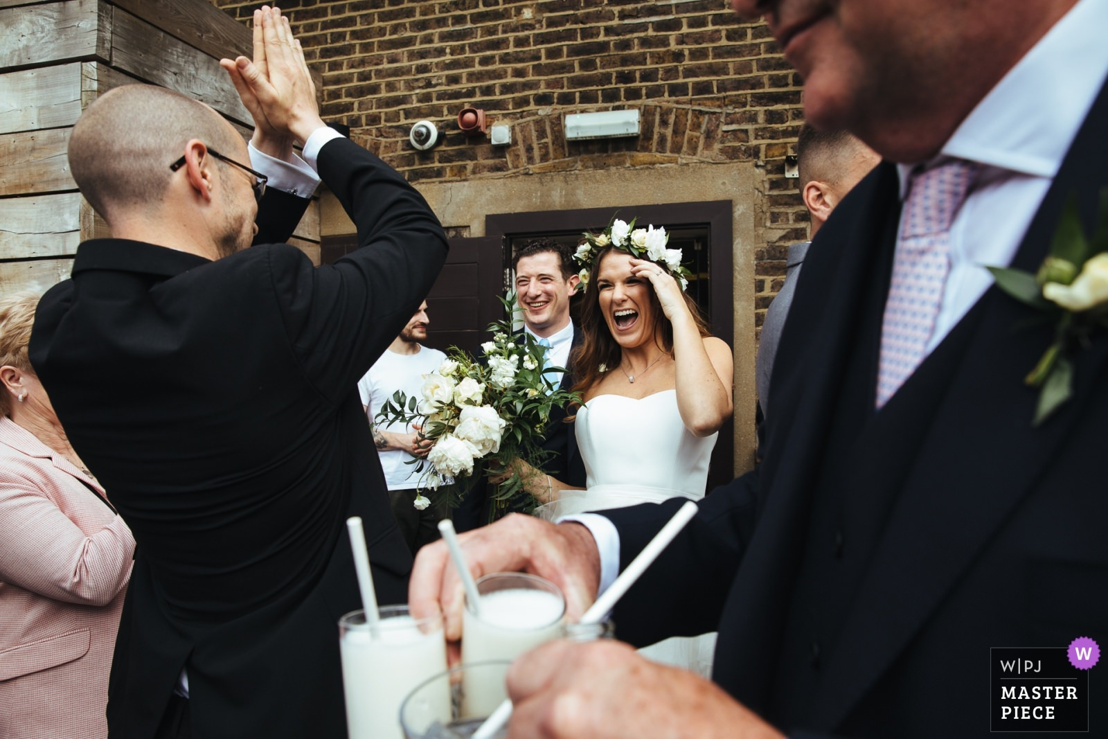 Best UK Wedding Photojournalist