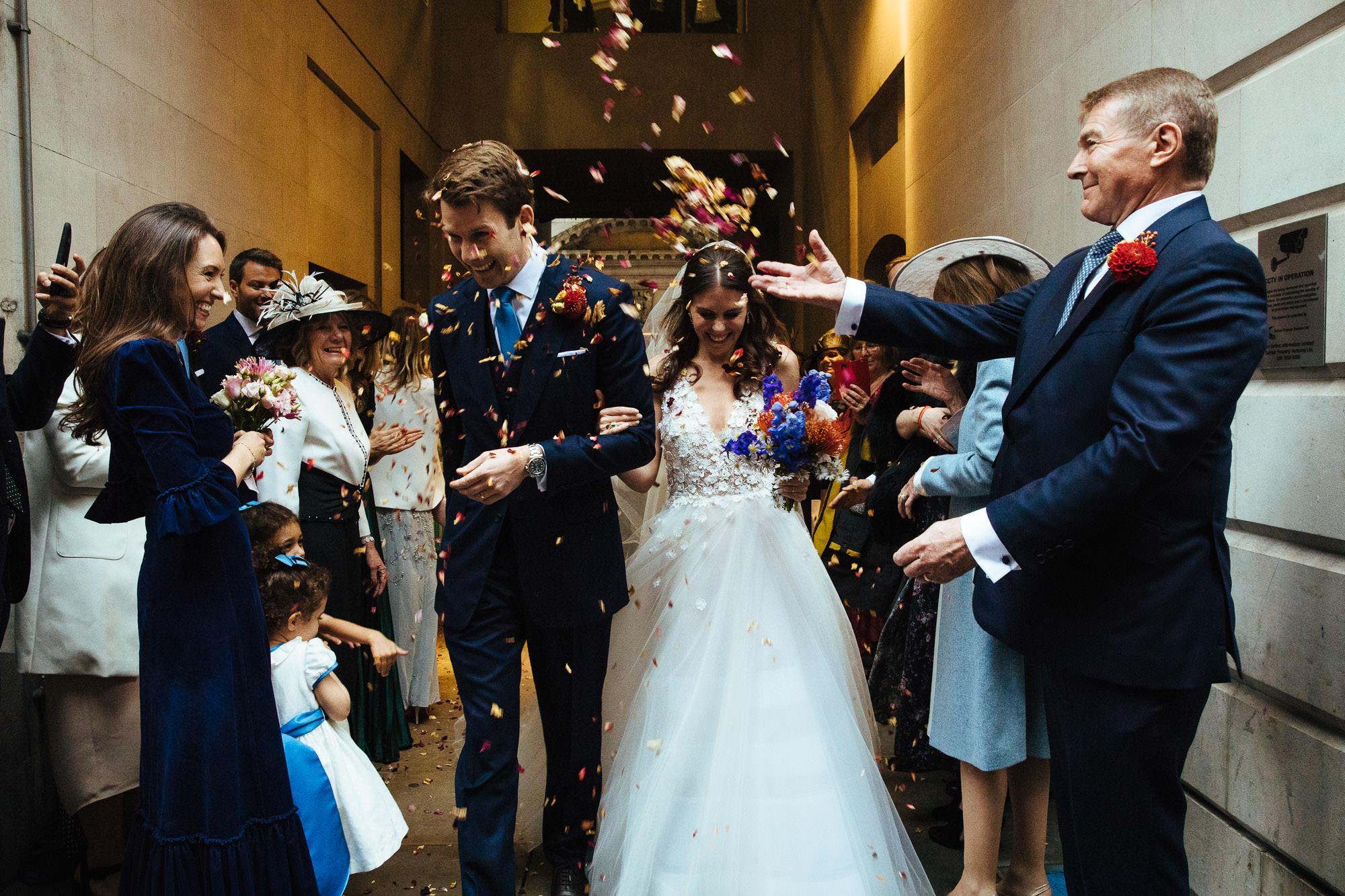 st brides church wedding