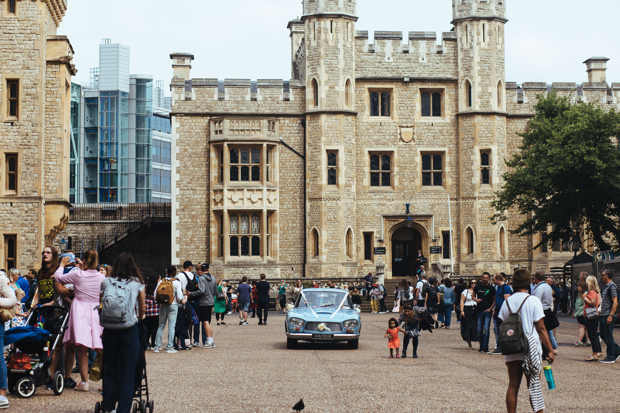 Tower of London wedding
