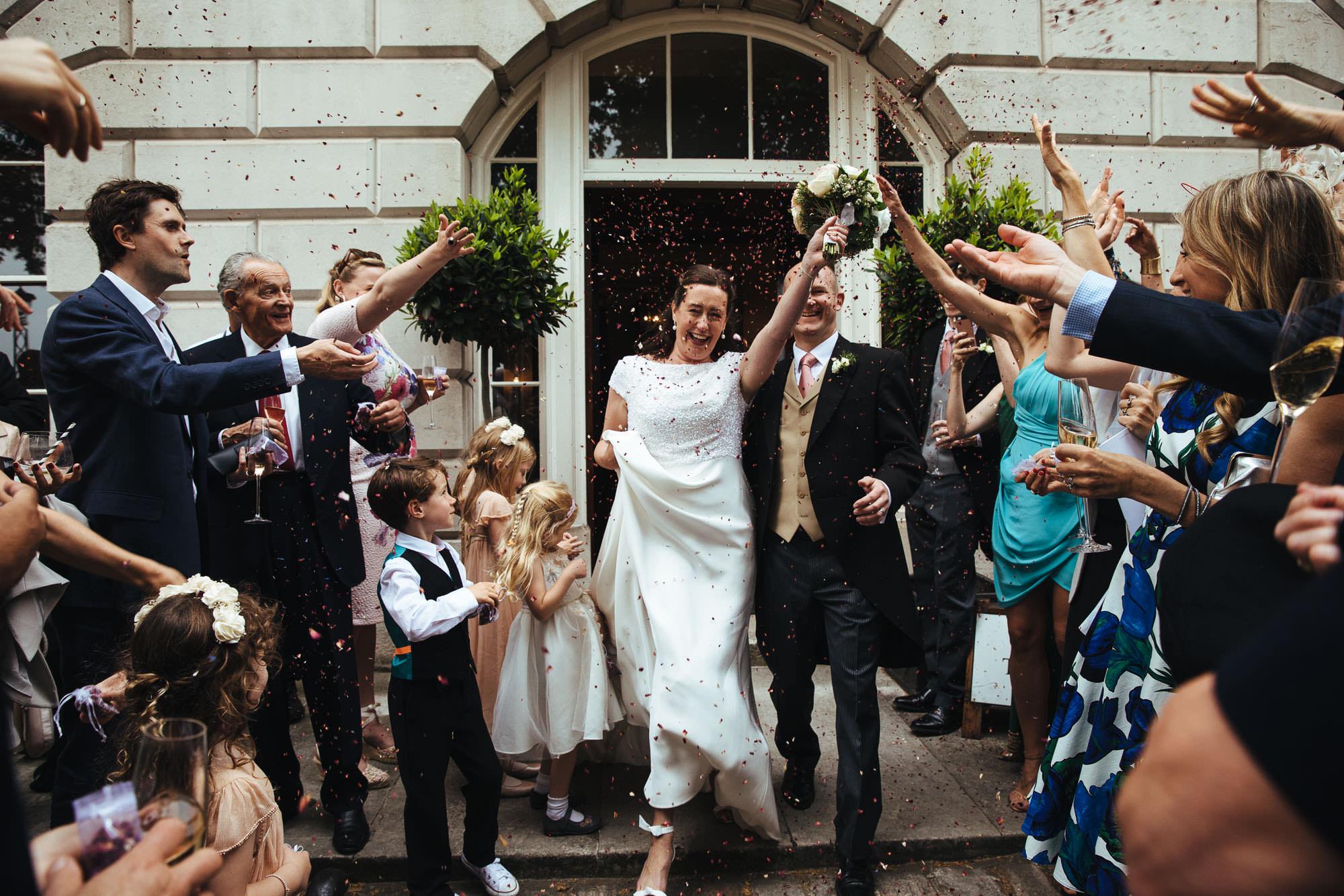 St Peter Ad Vincula Royal Chapel & Trinity House Wedding
