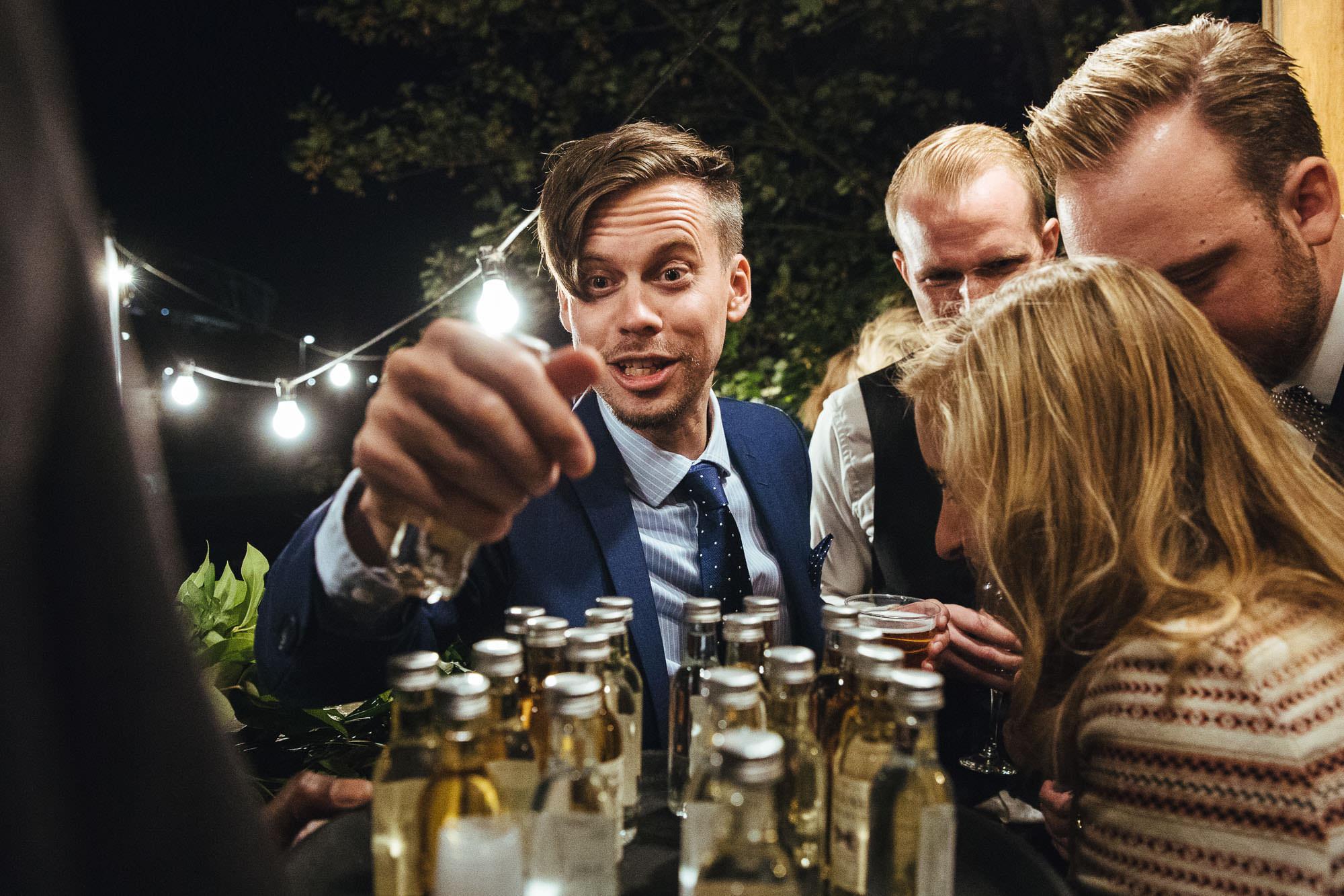Swedish drinking games