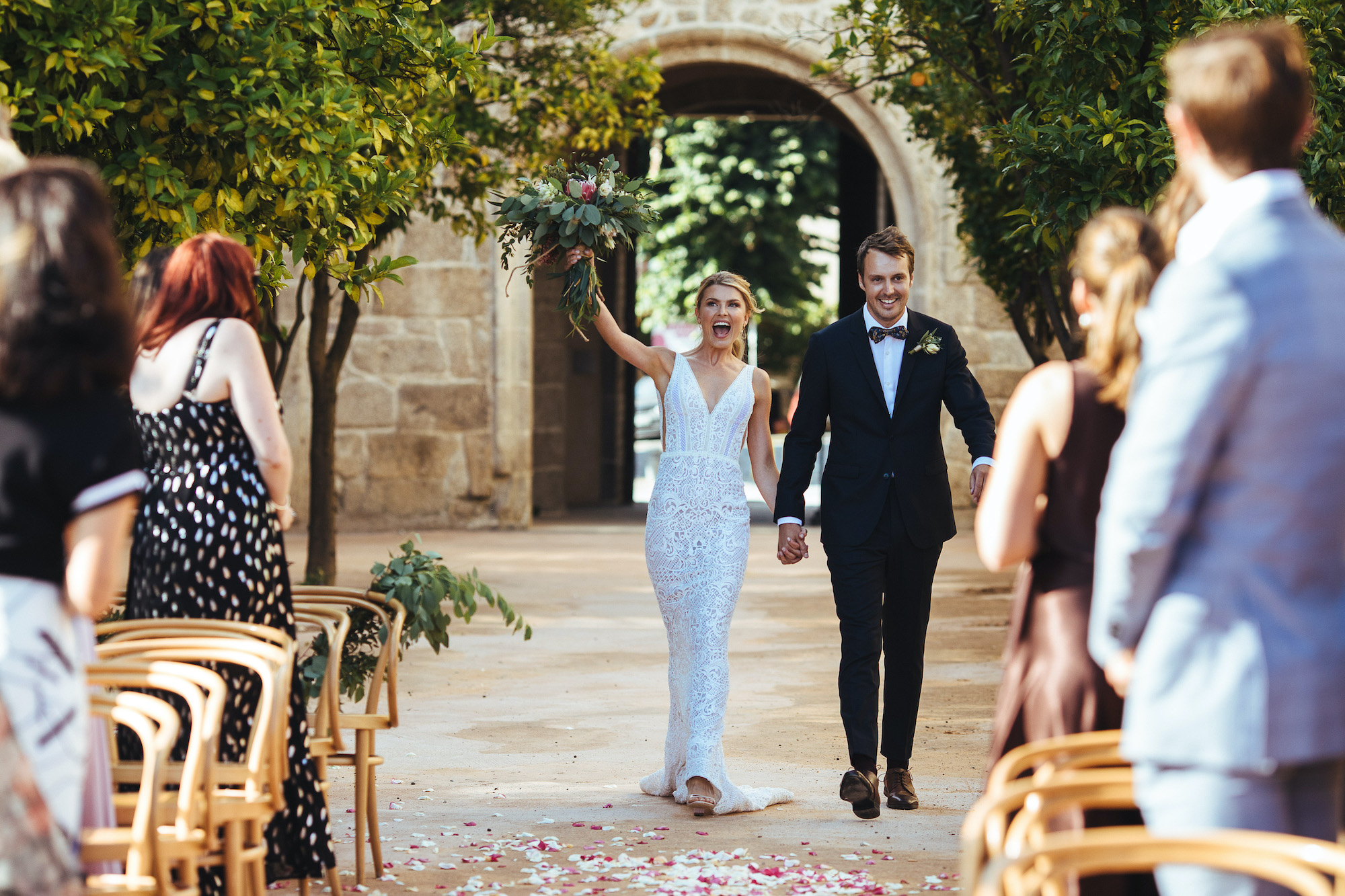 Pousada Amares Portugal Wedding