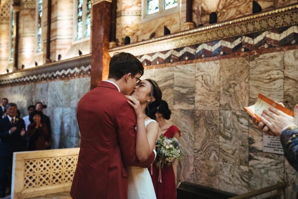 fitzrovia chapel wedding