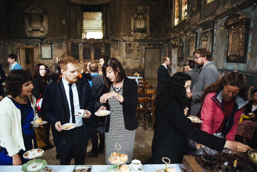 weddings at asylum chapel