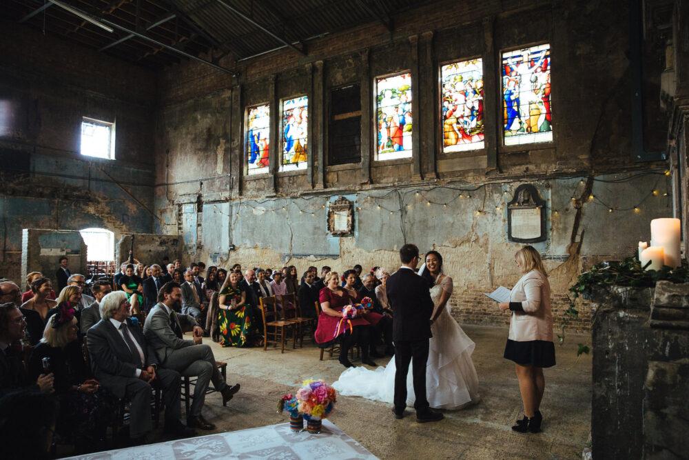 wedding photographers asylum chapel
