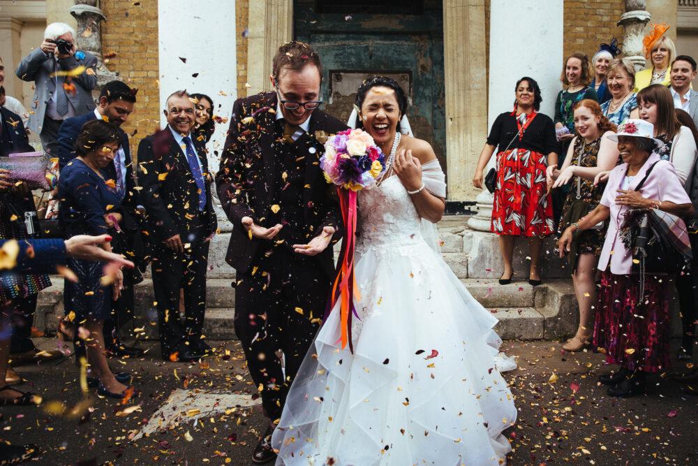 weddings at the asylum